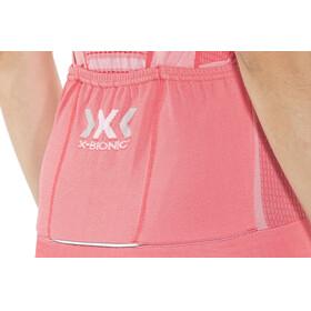 X-Bionic Race EVO Biking Shirt SS Women Pink Paradise/Pearl Grey